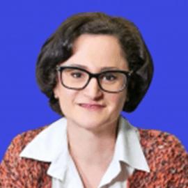 Доктор Ирина Стеф.